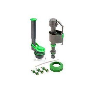 Keeney K830 16BX Floatless Adjustable Toilet Repair Kit, Grey, Green   Faucet Trim Kits