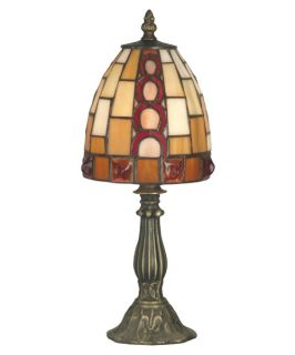 Dale Tiffany Baroque Accent Lamp   Table Lamps