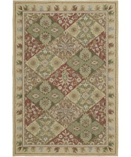 Kaleen Home and Porch Desoto 2026 42 Indoor/Outdoor Area Rug   Linen   Area Rugs