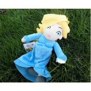 Super Mario Plush Princess Rosalina Toys & Games