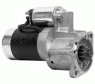 This is a Brand New Starter Fits Lift Trucks Nissan AEH Z24 Engine, AH A15 Engine, APH A15 Engine, APH H20 Engine, ASH A15 Engine, ASH H20 Engine, CEF H20 Engine, CEGH H20 Engine, CEGH Z24 Engine, CEH H20 Engine, CEH Z24 Engine, CF J15 Engine, CPF H20 Engi