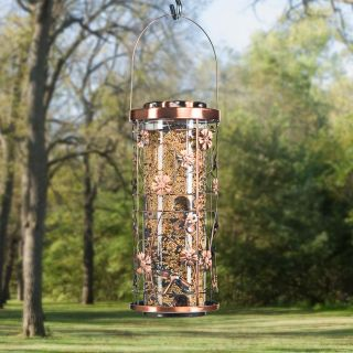 Copper Meadow Bird Feeder   Bird Feeders