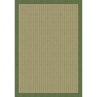 Dynamic Rugs Piazza Waffle Indoor/Outdoor Area Rug   Green   Area Rugs