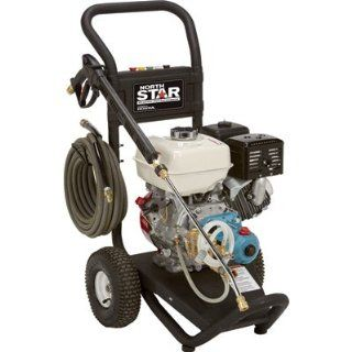 NorthStar Gas Cold Water Pressure Washer   3.0 GPM, 3300 PSI, Model# 15781820  Patio, Lawn & Garden