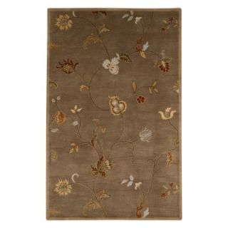Jaipur Rugs Poeme PM01 Area Rug   Gray Brown   Area Rugs