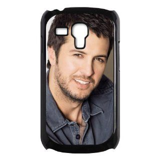 Luke Bryan Custom Durable Back Cover Cases for Samsung Galaxy SIII mini i8190 Cell Phones & Accessories
