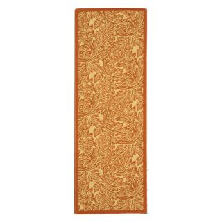 Safavieh Courtyard CY2996 Area Rug Natural/Terracotta   Area Rugs