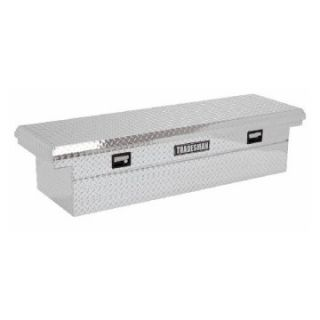 Tradesman Mid size Low Profile Truck 60 in. Aluminum Cross Bed Tool Box   Truck Tool Boxes