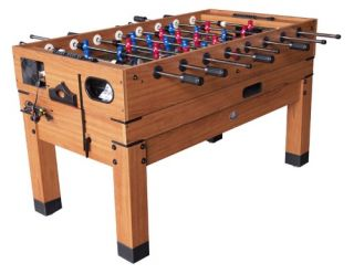 Playcraft Danbury 13 in 1 Multi Game Table   Honey   Foosball Tables