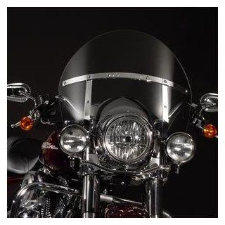 Switchblade Chopped Windshield Tinted   Harley Road King Classic Custom   NC N21440 Automotive