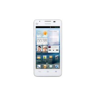 "HuaWei G510(U8951) 4.5""Android 4.1 MSM8225 Dual Core Smartphone(1228Mhz,3G,GPS,Dual Camera,Dual SIM,WiFi)   White Cell Phones & Accessories"