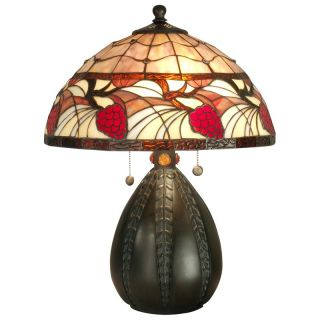Dale Tiffany McKinney Table Lamp   Table Lamps