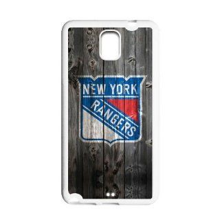 Wood Background NHL New York Rangers cases Accessories for Samsung Galaxy Note 3 N900 Cell Phones & Accessories