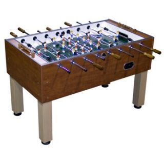 Park & Sun Cognac Foosball Table   Foosball Tables