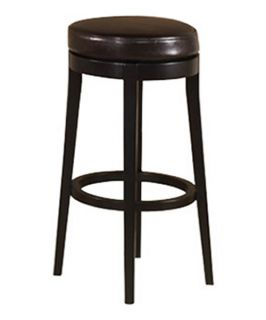 Armen Living 26 in. Backless Swivel Counter Stool   Bar Stools