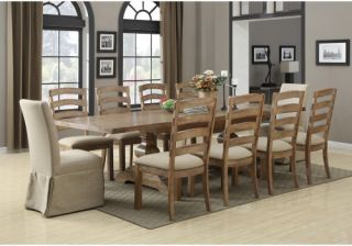 Emerald Home Belair 11 piece Dining Table Set   Dining Table Sets