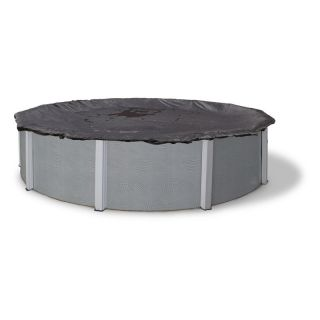 Dirt Defender Round Rugged Mesh Above Ground Winter Pool Cover   Swimming Pools & Supplies