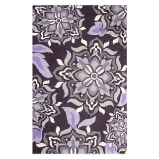 Rug Market Resort 25359 Andalucia Outdoor Rug   Brown / Beige / Lavender   Area Rugs