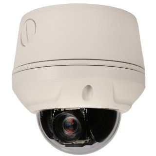 Talos Security PTZ120D In/Outdoor Mini Pan Tilt Zoom Dome Camera 12x Optical 24VAC Electronics