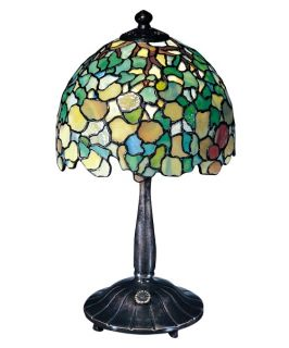 Dale Tiffany Hydrangea Replica Lamp   Table Lamps