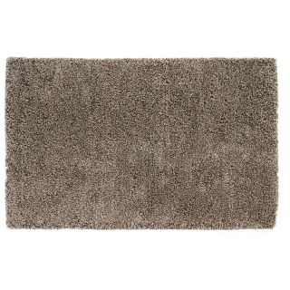 Dynamic Rugs Tiranga Collection Handmade Wool Hearth Rug Taupe   Hearth Rugs