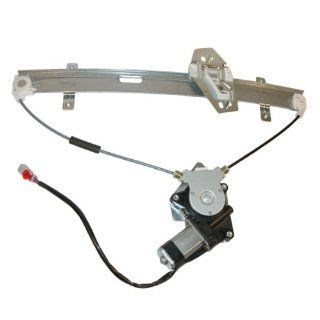 Mazda MPV Front Power Window Regulator with Motor Driver Side 125 58766L Automotive