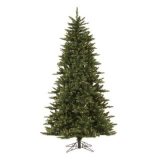 Pre lit Clear Light 7.5 ft. Camdon Fir Slim Tree   Christmas Trees