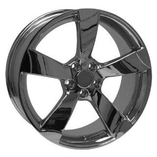 19 Inch Chrome Audi Wheels Rims Automotive