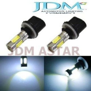 JDM Astar 7.5W High Power Plasma LED Replacement Bulbs For 880 881 886 890 892 Fog Light,Xenon White Automotive