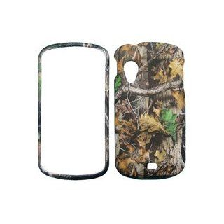 Samsung Stratosphere I405 Mossy Oak Camo Camouflage Hunter Hard Protector Snap On Cover Case Cell Phones & Accessories