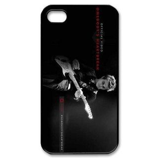 Custom Hunter Hayes Cover Case for iPhone 4 WX2450 Cell Phones & Accessories