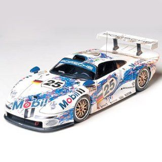 Porsche 911 GT1 Model Car 1/24 Tamiya Toys & Games
