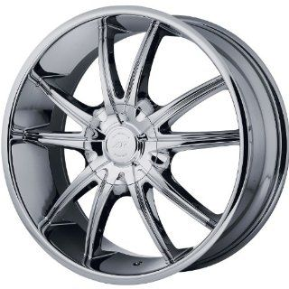 "American Racing AR897 Wheel with Bright PVD Finish (22x9""/6x5.5"") Automotive"