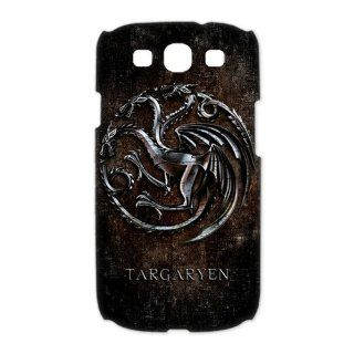 Game of Thrones TV Show Samsung Galaxy S3 I9300 I9308 I939 Custom Case Cover Best Samsung Case Show Cell Phones & Accessories