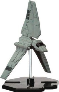 Star Wars Miniatures Imperial Shuttle # 39   Starship Battles Toys & Games