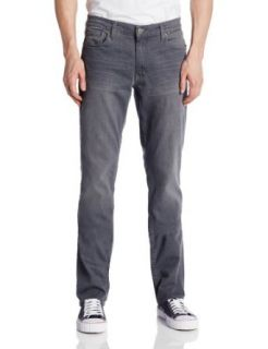 Calvin Klein Jeans Men's Slim Straight Leg Jean In Medium Grey at  Men�s Clothing store