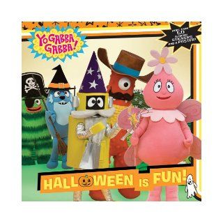 Halloween Is Fun (Yo Gabba Gabba) Mickie Matheis, Mike Giles 9781416978244 Books