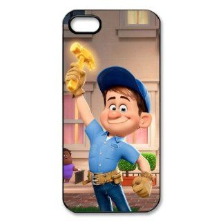 Wreck It Ralph iPhone 5 Case Hard Plastic iPhone 5 Case Cell Phones & Accessories
