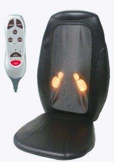Iliving ILG 929 Shiatsu Massage Cushion with Heat Therapy, Black Health & Personal Care