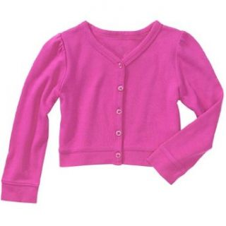 Baby Boutique� Baby Girls' Pink Button Sweater Size 6 9 months Clothing