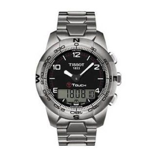 Tissot T Touch II Altimeter/Compass Black Dial Men's watch #T047.420.44.057.00 at  Men's Watch store.