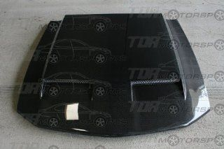 Seibon Carbon Fiber CD Style Hood Ford Mustang 05 08 Automotive