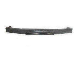 TKY HD44143A Acura MDX Primed Black Replacement Rear Bumper Reinforcement Bar Automotive