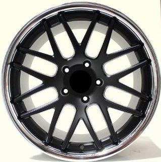 "19"" Roderick RW6 Wheels Set For Porsche C4S Wide Body 997 Turbo 987 Cayman Rims Set of 4 Rims Automotive"