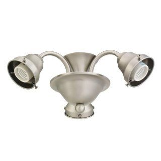 Sea Gull Lighting 1622 965 3 Light Ceiling Fan Light Kit, Antique Brushed Nickel