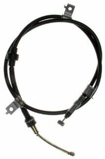 ACDelco 18P968 Professional Durastop Rear Parking Brake Cable Assembly Automotive