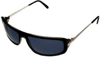 Cartier Sunglasses Unisex T8200486 Large Rectangular BlackPolished Silver Sports & Outdoors