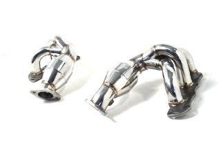 Agency Power High Flow Cat Headers Porsche 981 Boxster Cayman 13+ Automotive