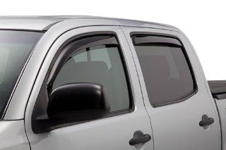 WeatherTech   72151   1992   2011 Ford Crown Victoria Light Side Window Deflector Full Set Automotive