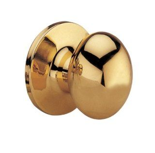 Deltana Door Hardware TK3381 Egg Knob Trimkit Chrome   Door Handles
